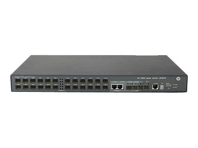 HPE 3600-24-SFP V2 EI Switch, JG303B#ABA