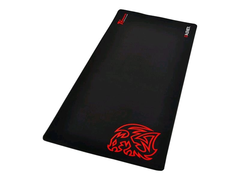 Thermaltake Dasher New Edition Gaming Mouse Pad Extended, MP-DSH-BLKSXS-01