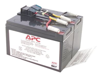 APC Replacement Battery Cartridge #48 for SUA750, SUA750I, SUA750US