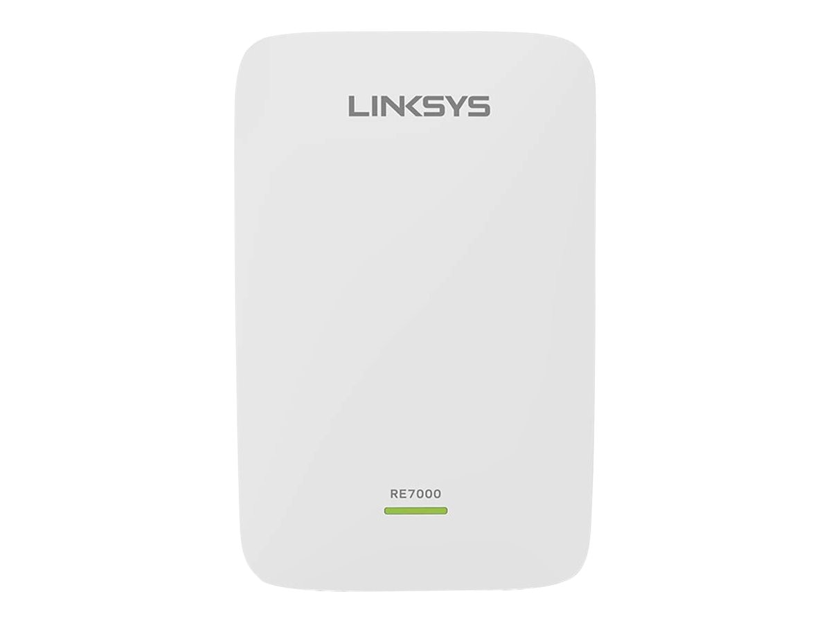 Linksys Max Stream AC1900 Dual-band Wireless Range Extender
