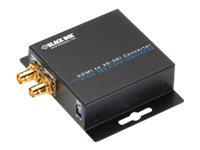 Black Box HDMI to 3G-SDI HD-SDI Converter, VSC-HDMI-SDI, 16816160, Adapters & Port Converters