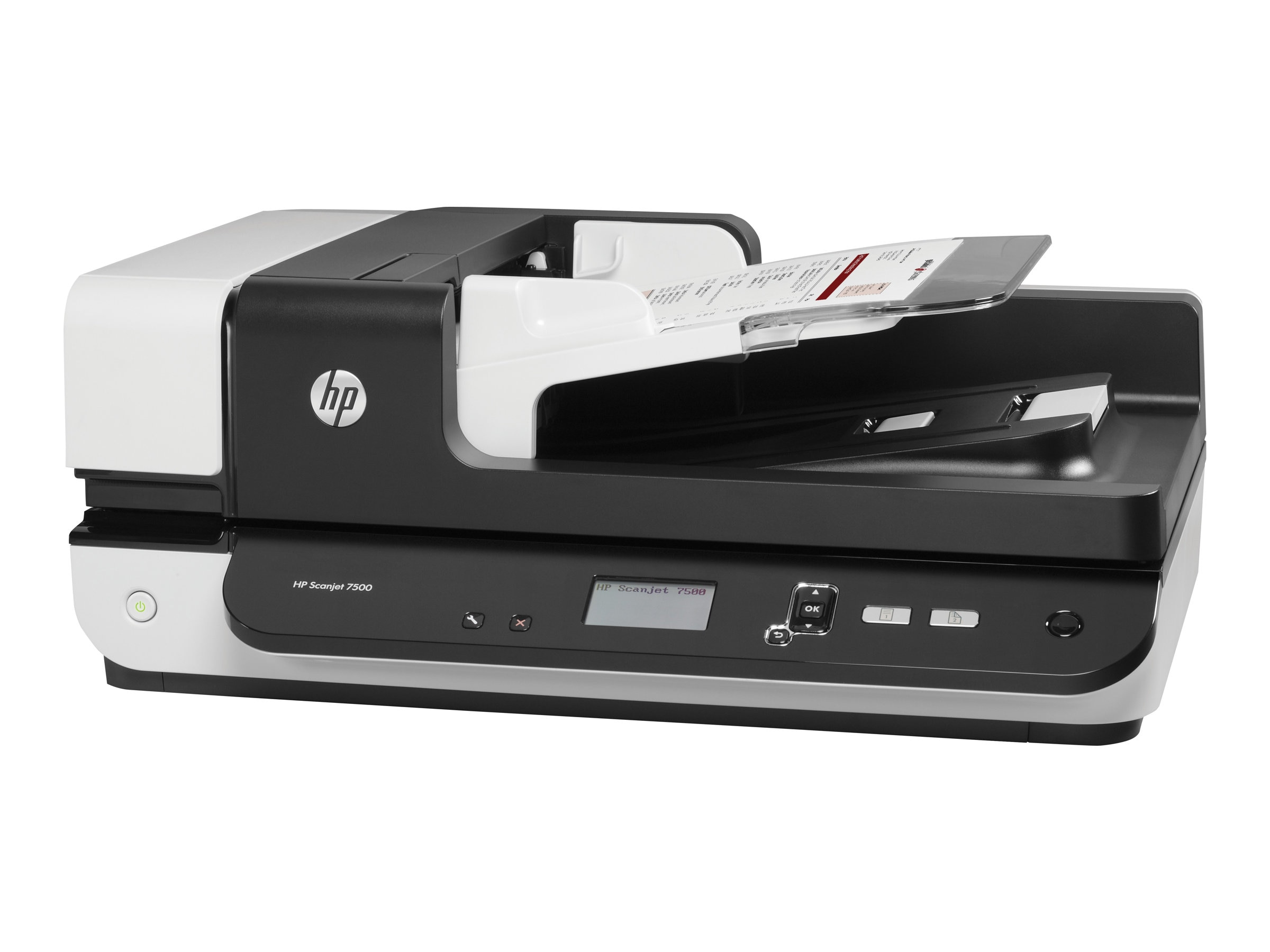HP ScanJet Enterprise Flow 7500, L2725B#BGJ, 16437493, Scanners