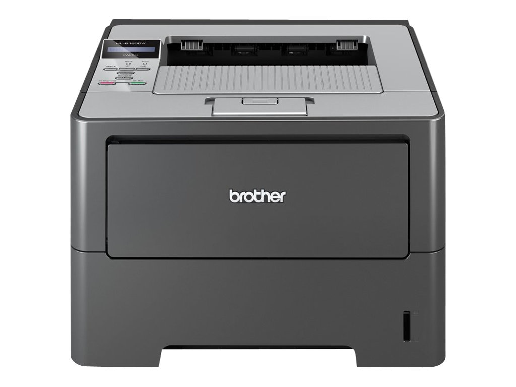 Brother HL-6180DW Laser Printer, HL-6180DW, 14417510, Printers - Laser & LED (monochrome)