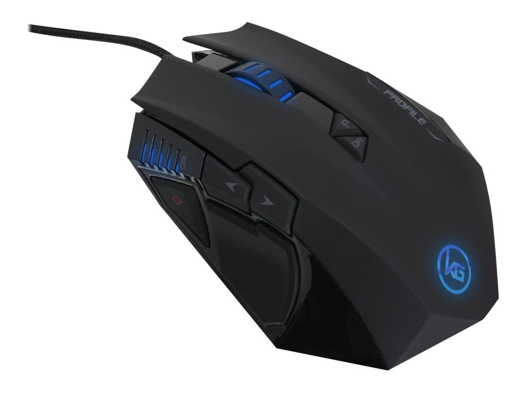 IOGEAR Kaliber Gaming RETIKAL Pro FPS Gaming Mouse, GME660
