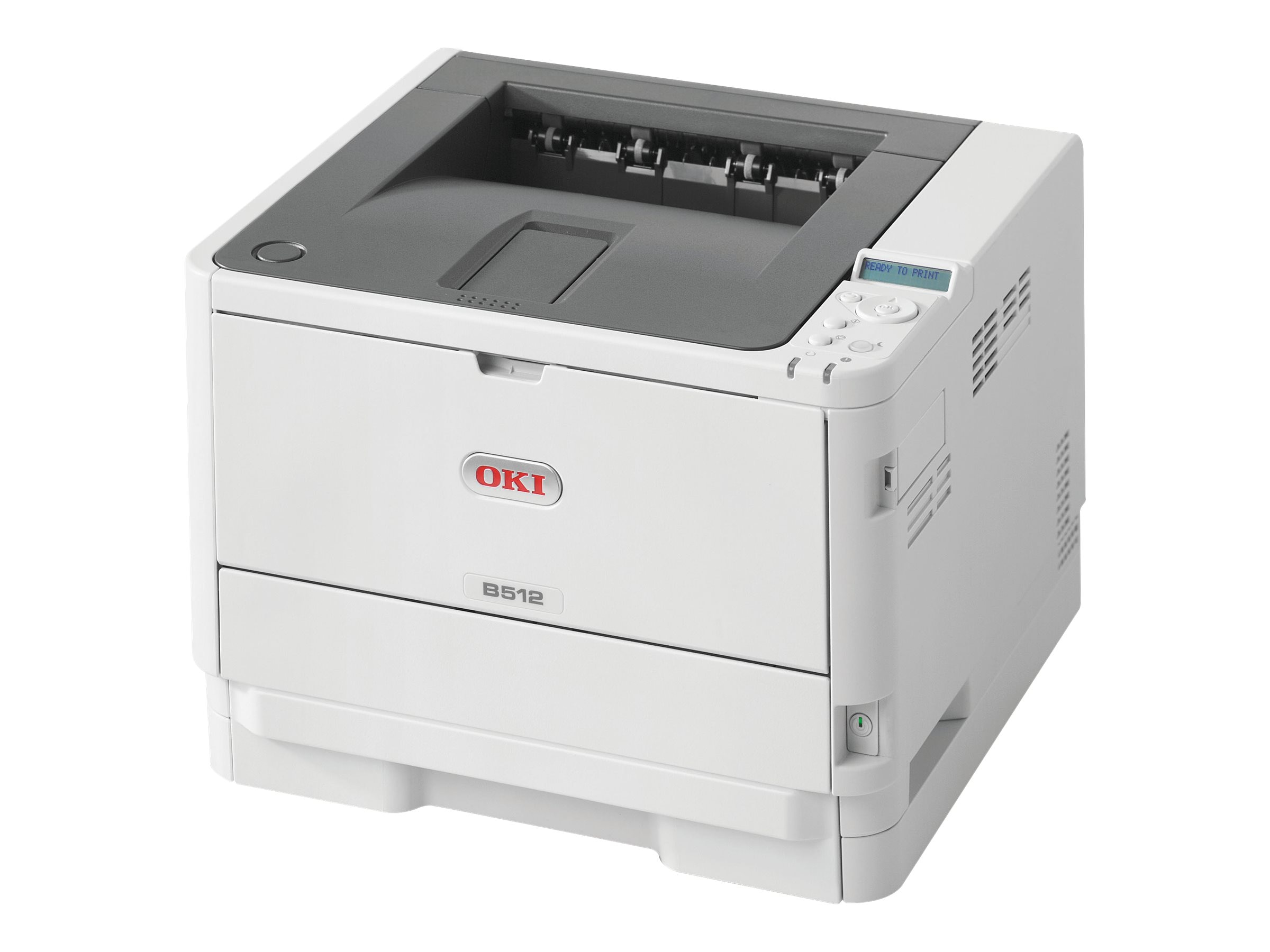 Oki B512dn Monochrome Printer, 62444601