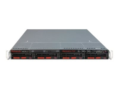 Unitrends Recovery 712-1 Backup Appliance w  1-Year Support, RC712-1, 17556021, Disk-Based Backup