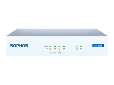 Sophos Corp. 1-year XG 105W Enterprise Protect US Power Cord