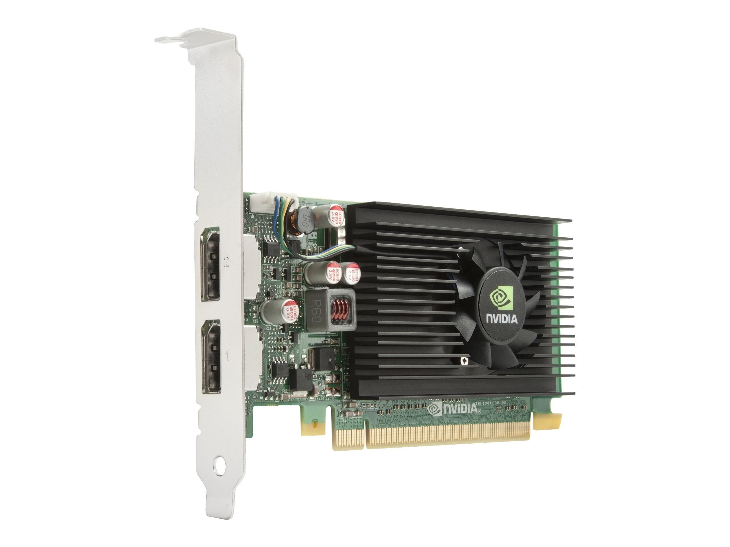 HP NVIDIA NVS 310 PCIe 2.0 x16 Graphics Card, 1GB DDR3