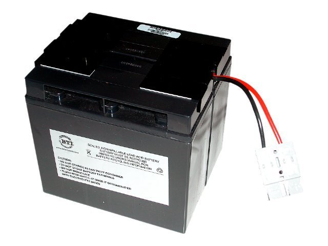 BTI Replacement Battery, RBC7, for APC SU700XL, SU1000XL, BP1400, SU1400 Models, RBC7-SLA7-BTI, 7197707, Batteries - Other