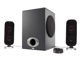 Cyber Acoustics CA-3810 Powered Speakers, CA-3810, 14409405, Speakers - PC