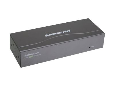 IOGEAR 8-Port VGA Cat5e 6 Audio Video Splitter, GVS148TX
