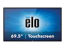 ELO Touch Solutions 7001LT, INFRARED, CLEAR, GRAY, E183504, 33910941, POS/Kiosk Systems