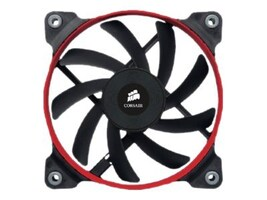 Corsair Air Series AF120 Performance Edition High Airflow Fan, 2 Pack, CO-9050004-WW, 14032329, Cooling Systems/Fans