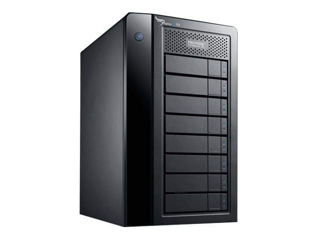 Promise 32TB Pegasus2 R4 RAID Storage, P2R8HD32HUS, 17725438, Hard Drives - External