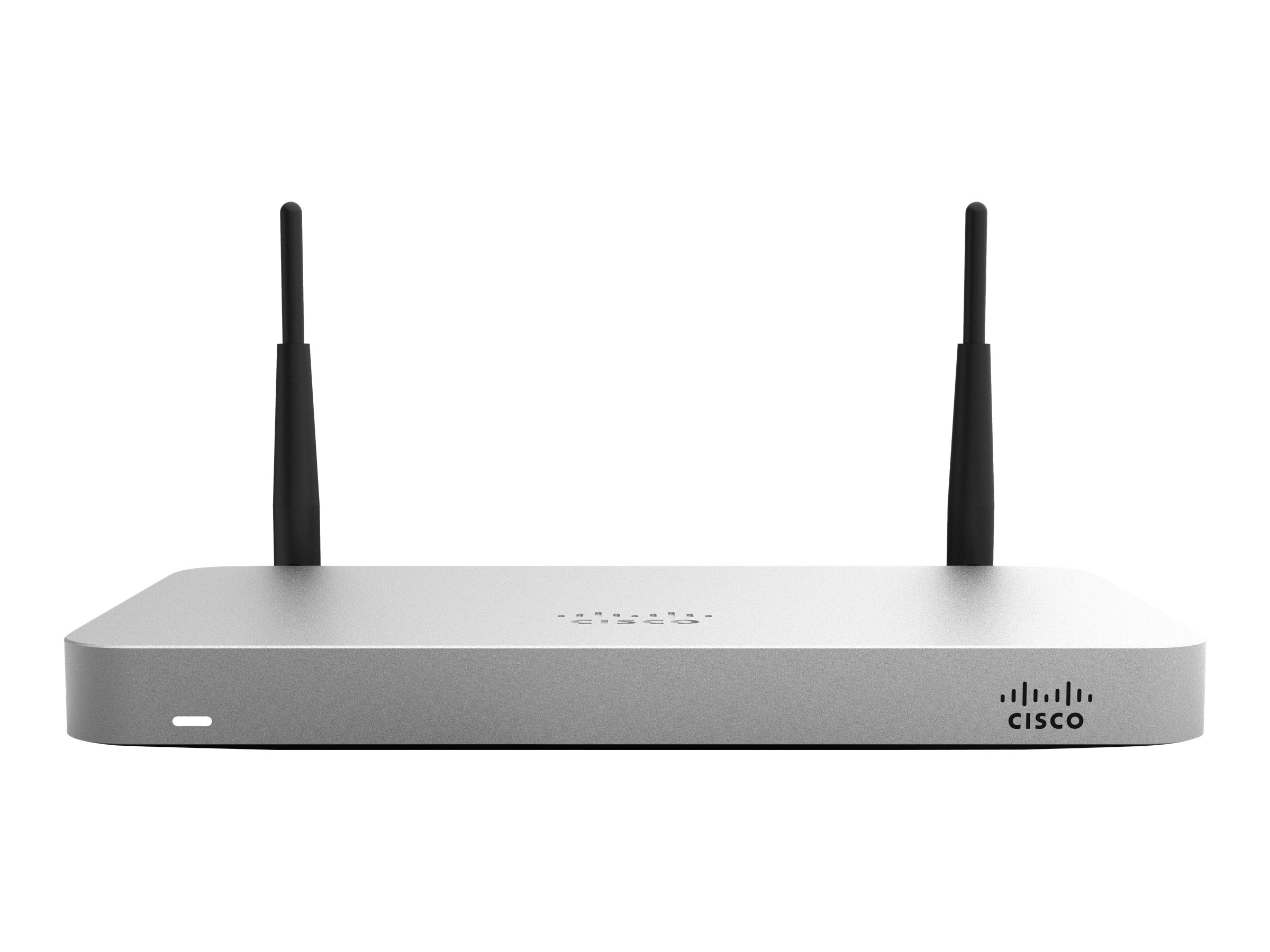 Cisco Meraki MX64W Security Appliance, MX64W-HW, 18533868, Network Security Appliances