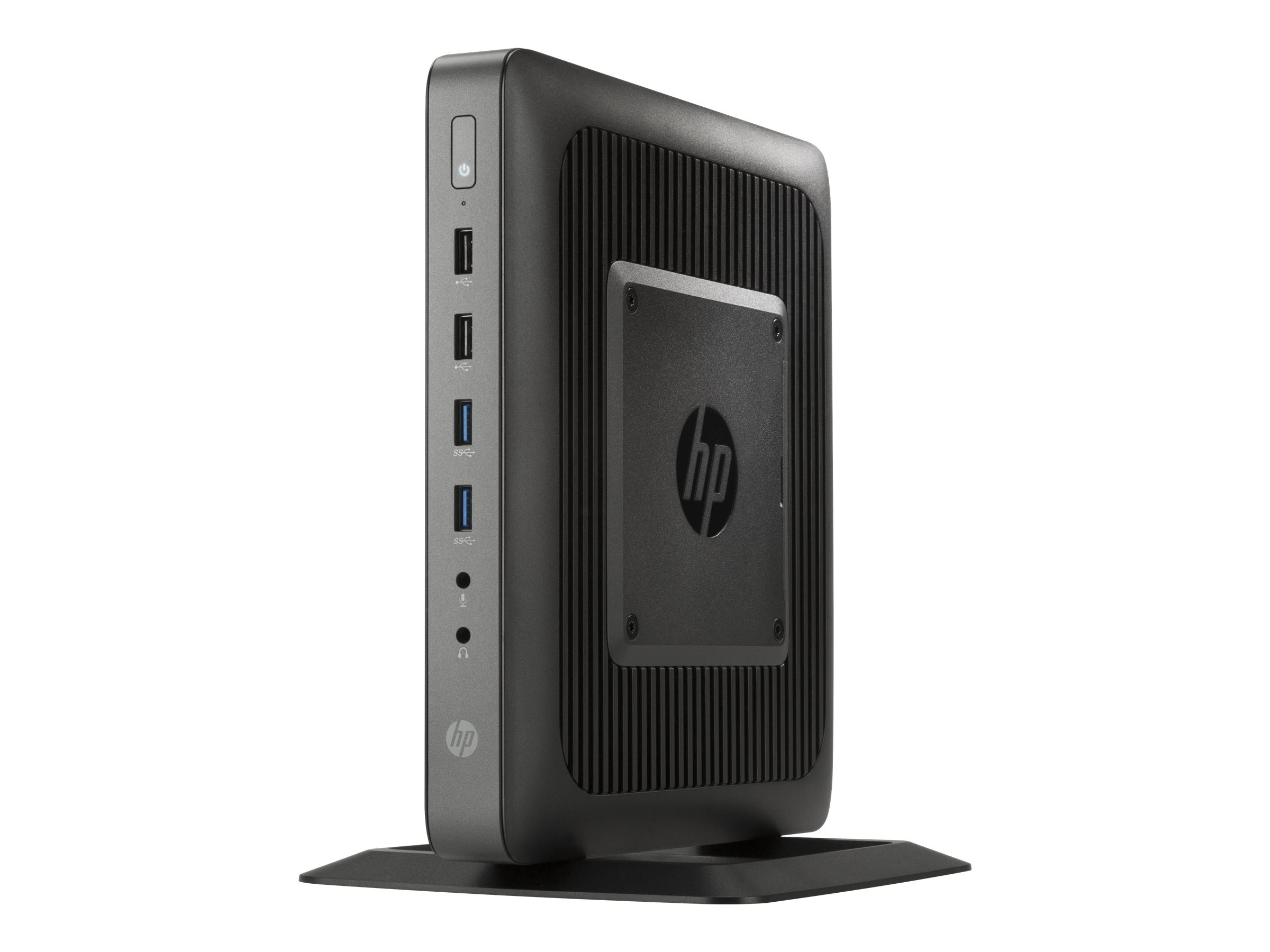 HP t620 Flexible Thin Client AMD QC GX-415GA 1.5GHz 4GB RAM 64GB Flash HD8330E GbE WES7E, L9F15UT#ABA