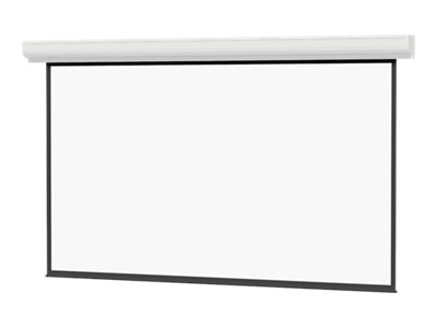 Da-Lite Contour Electrol Projection Screen, HC Matte White, 84 x 84, 92624LS