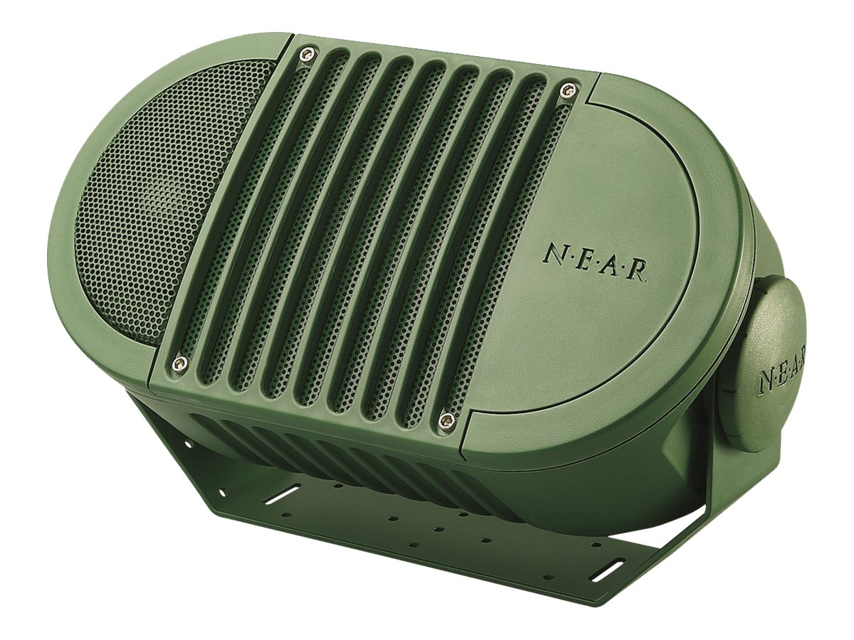 100W Model A8 Speaker w  Transformer - Green, A8TGRN, 23836556, Speakers - Audio