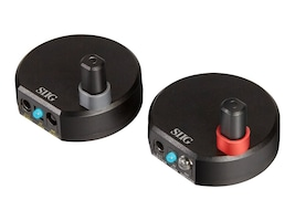 Siig Ultra Compact Wireless IR Remote Control Extender Kit – 200M, CE-RC0014-S1, 34149461, Remote Controls - AV