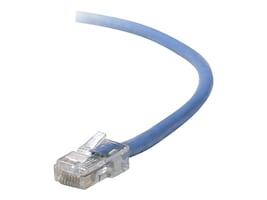 Belkin Cat5e Non-Booted UTP Patch Cable, Blue, 3ft, A3L791-03-BLU, 132289, Cables