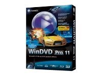 Corel Corp. WinDVD Pro 11 EN Mini-Box, WDPR11ENMB, 13445560, Software - Utilities