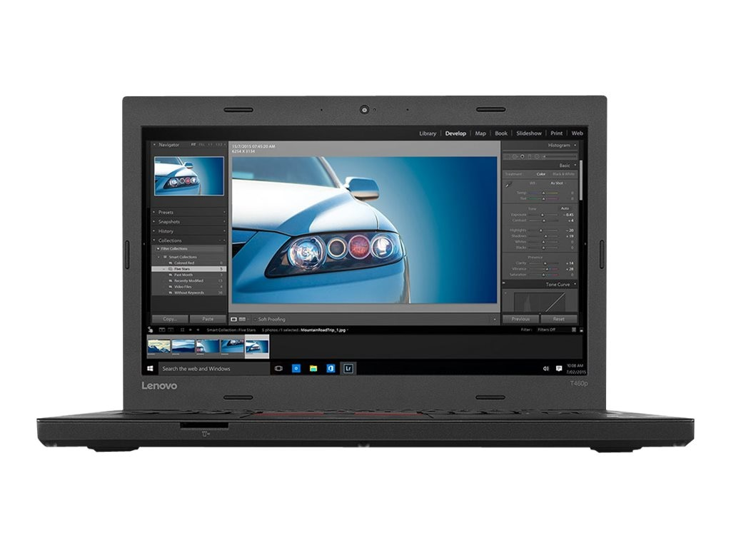 Lenovo TopSeller ThinkPad T460p 2.3GHz Core i5 14in display, 20FW000SUS, 31158863, Notebooks