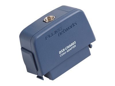 Fluke DSX Series Coaxial Adapter
