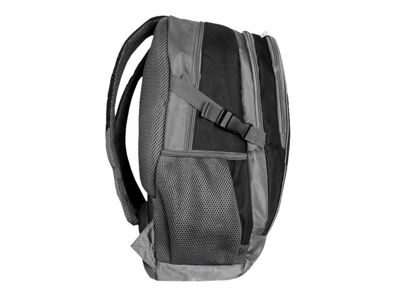 V7 Odyssey Ergonomic Backpack, CBEX1A-BLK-1N
