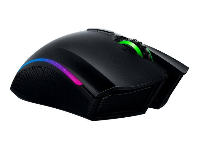 Razer Mamba Chroma Ergonomic Gaming Mouse, RZ01-01360100-R3U1