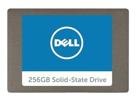 Dell SATA Internal Solid State Drive, SNP2F5G2/256G, 32723537, Solid State Drives - Internal