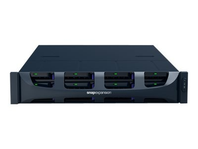 Overland SnapExpansion XSR 12-Bay Rackmount Enclosure, OT-NAS200224, 17964658, Network Attached Storage