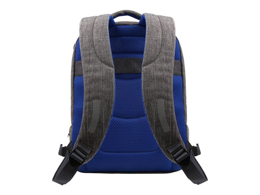 Lenovo On Trend Backpack by NAVA for 15.6 Notebooks, Gray, GX40M52033