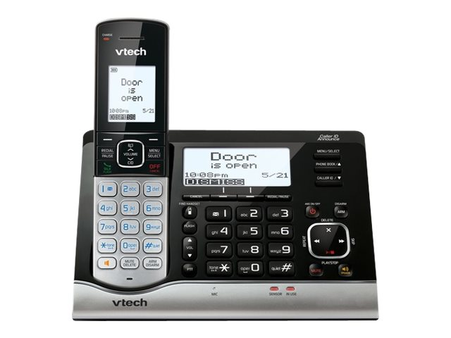 AT&T Connected Home Cordless Phone, VC7151