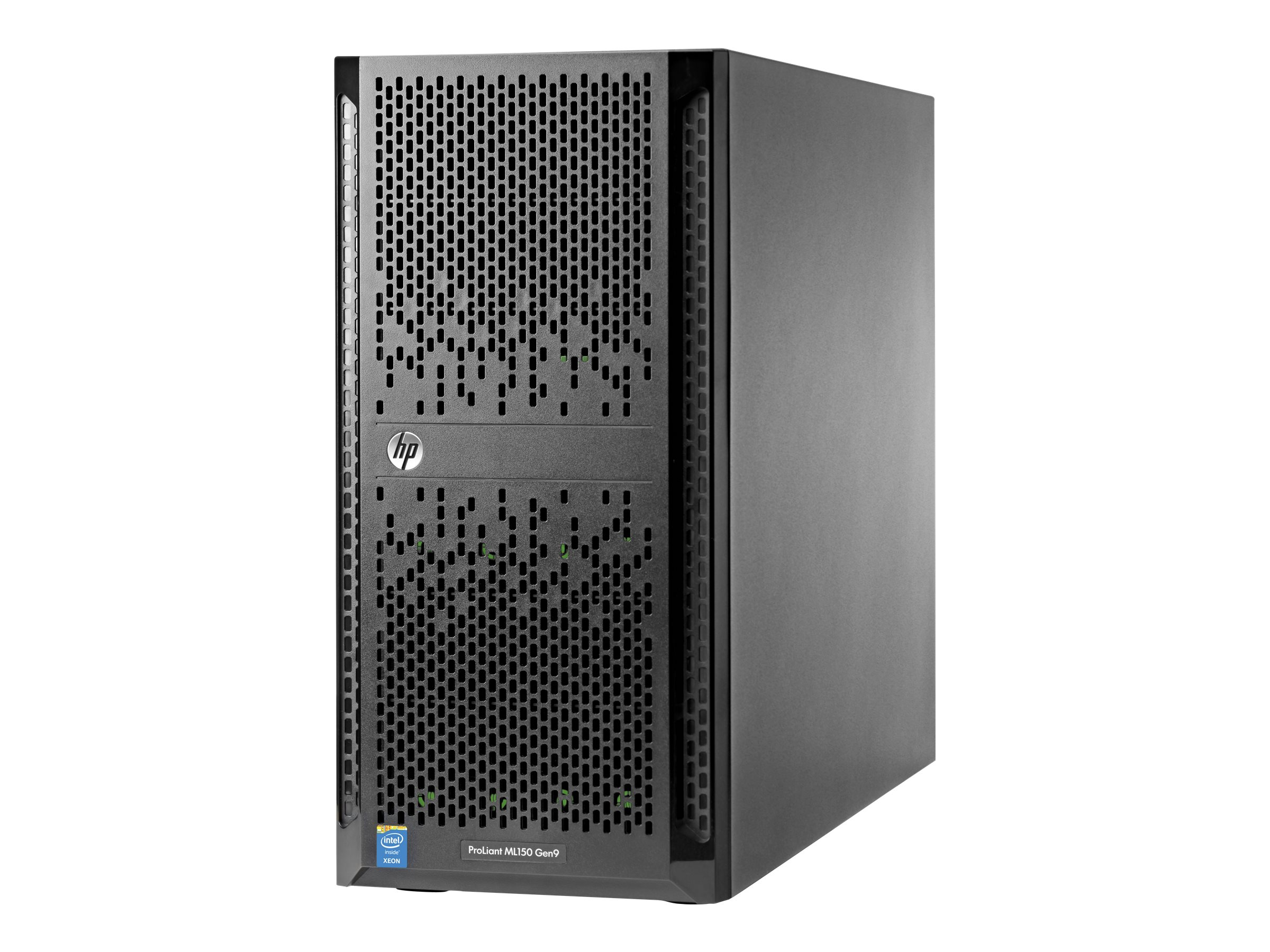 HPE ProLiant ML150 Gen9 Intel 2.4GHz Xeon, 776276-001, 18155334, Servers