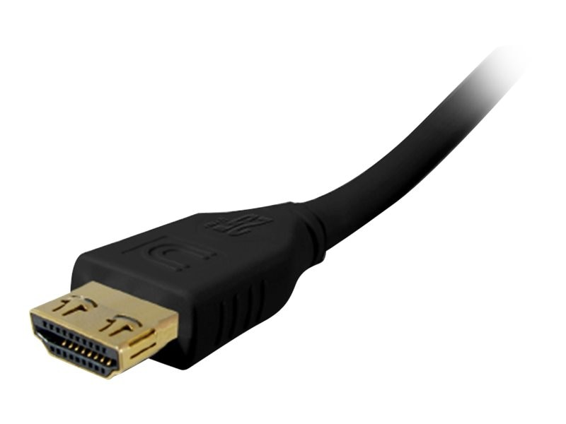 Comprehensive Pro AV IT High Speed HDMI Cable with ProGrip CL3, Black, 100ft, HD-HD-100PROBLK, 17547205, Cables