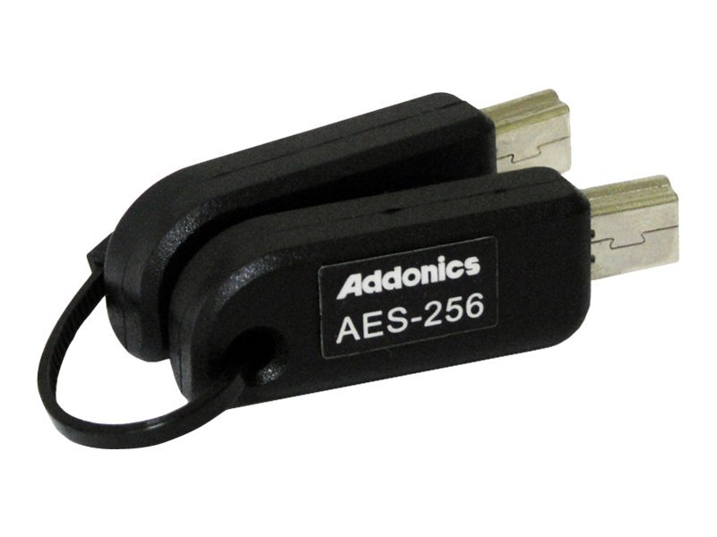 Addonics AES 256-BIT Cipher Key Storage Encryption Set, AAENKEY256-2