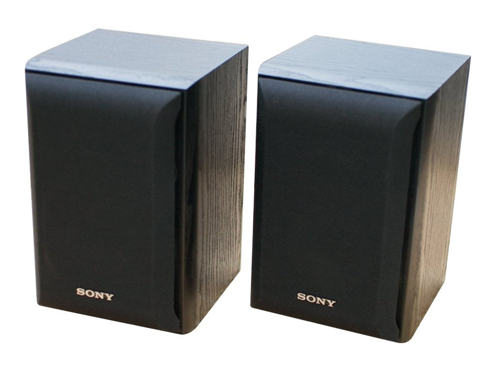 Sony Performance Bookshelf Speakers