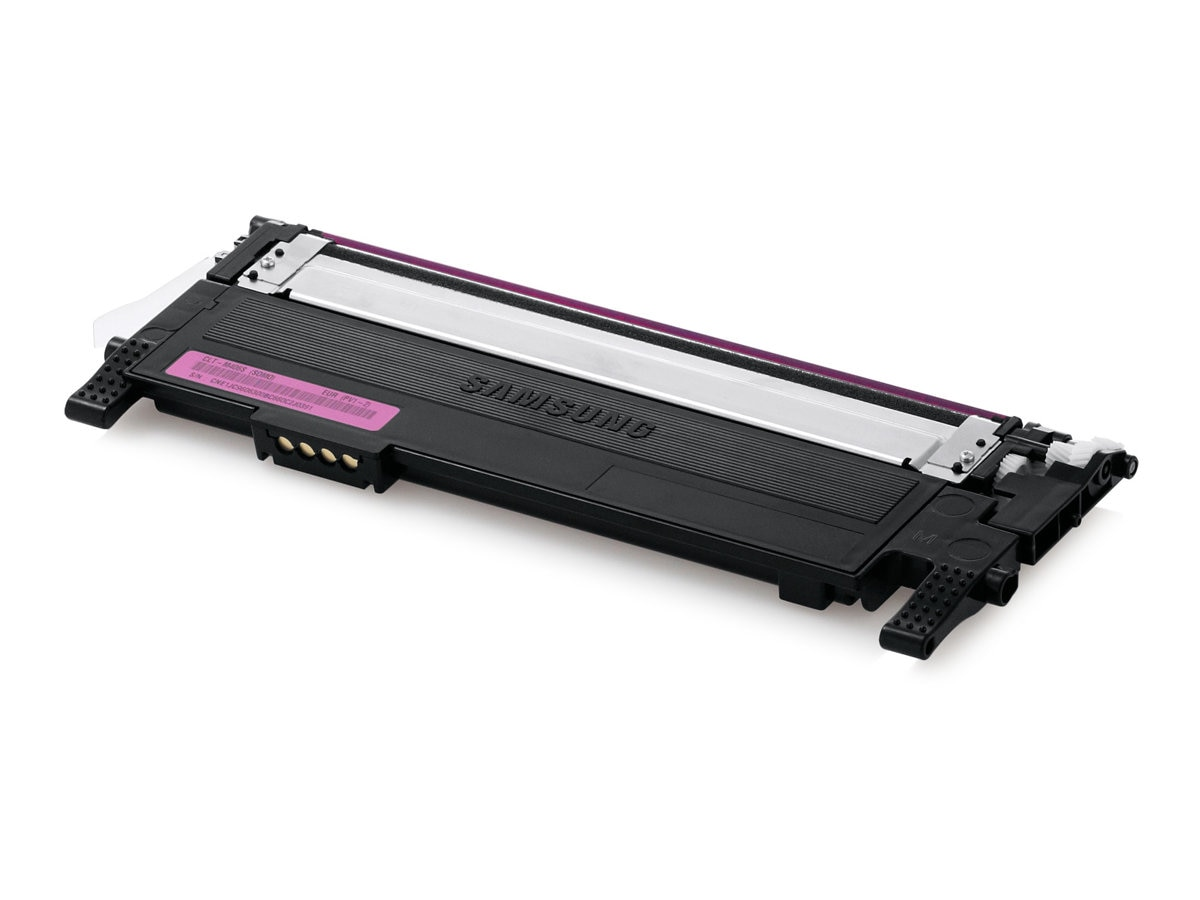 Samsung Magenta Toner Cartridge for CLP-365W Color Laser Printer & CLX-3305FW Color Multifunction Printer, CLT-M406S