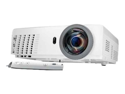 Open Box Dell S320WI 3D XGA LCD Projector, 3000 Lumens, White, S320WI, 31840272, Projectors