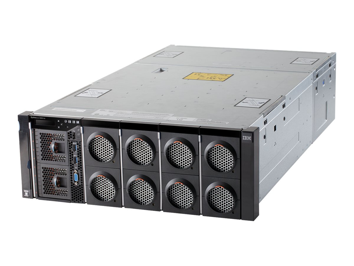 IBM System x3850 X6 Intel 2.3GHz Xeon, 3837B3U, 17891065, Servers