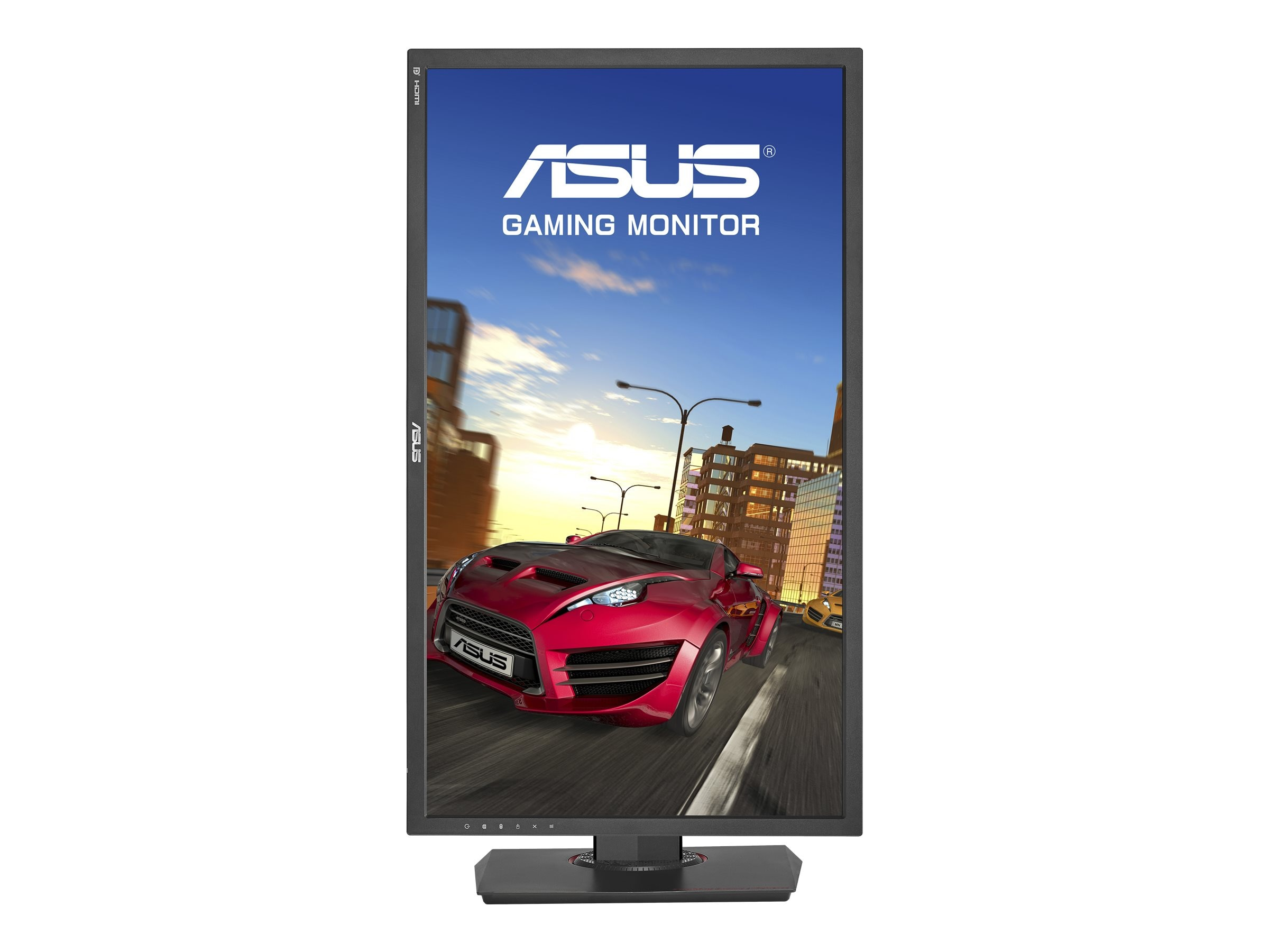 Asus 28 MG28UQ 4K UHD LED-LCD Gaming Monitor, Black, MG28UQ, 31585136, Monitors - LED-LCD