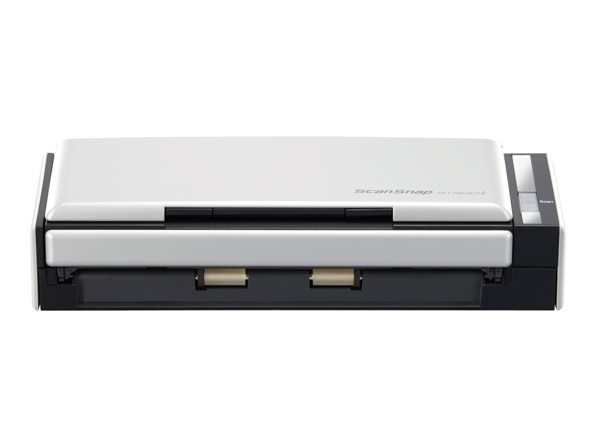 Fujitsu Scansnap S1300I Sheetfed Duplex Color 600dpi USB 2.0 A4 Scanner