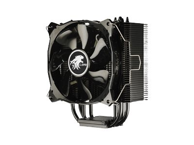 Enermax Louver LPAL V12 120mm Cooling Fan, Black, LPALV12-BK, 17524100, Cases - Systems/Servers
