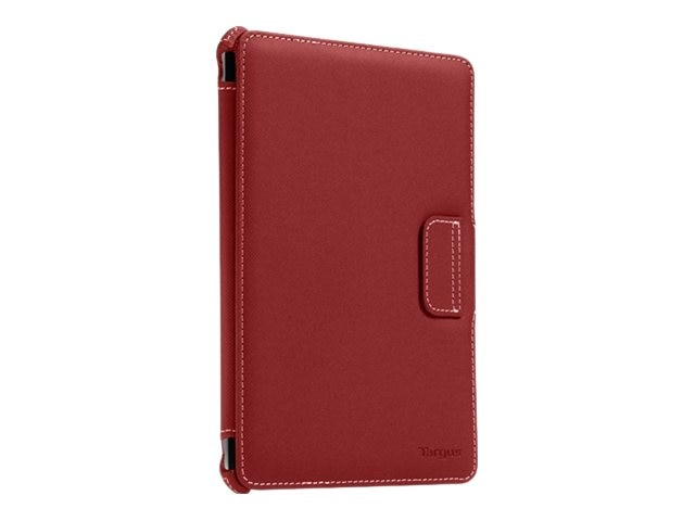 Targus Vuscape Red Mini Case for iPad, THZ18201US