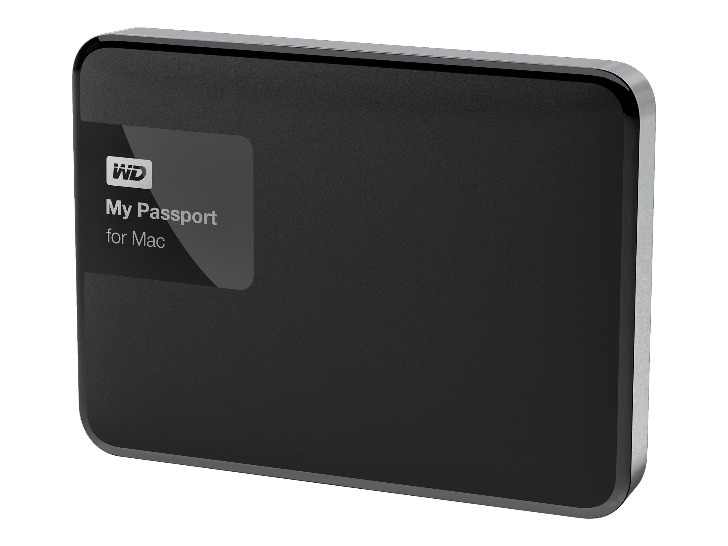 WD 1TB My Passport for Mac Black, WDBFKF0010BBK-WESN