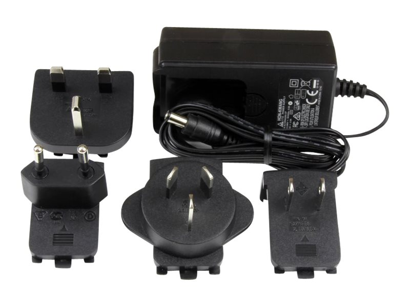 StarTech.com DC Power Adapter 9V, 2A, SVA9M2NEUA, 30641706, AC Power Adapters (external)