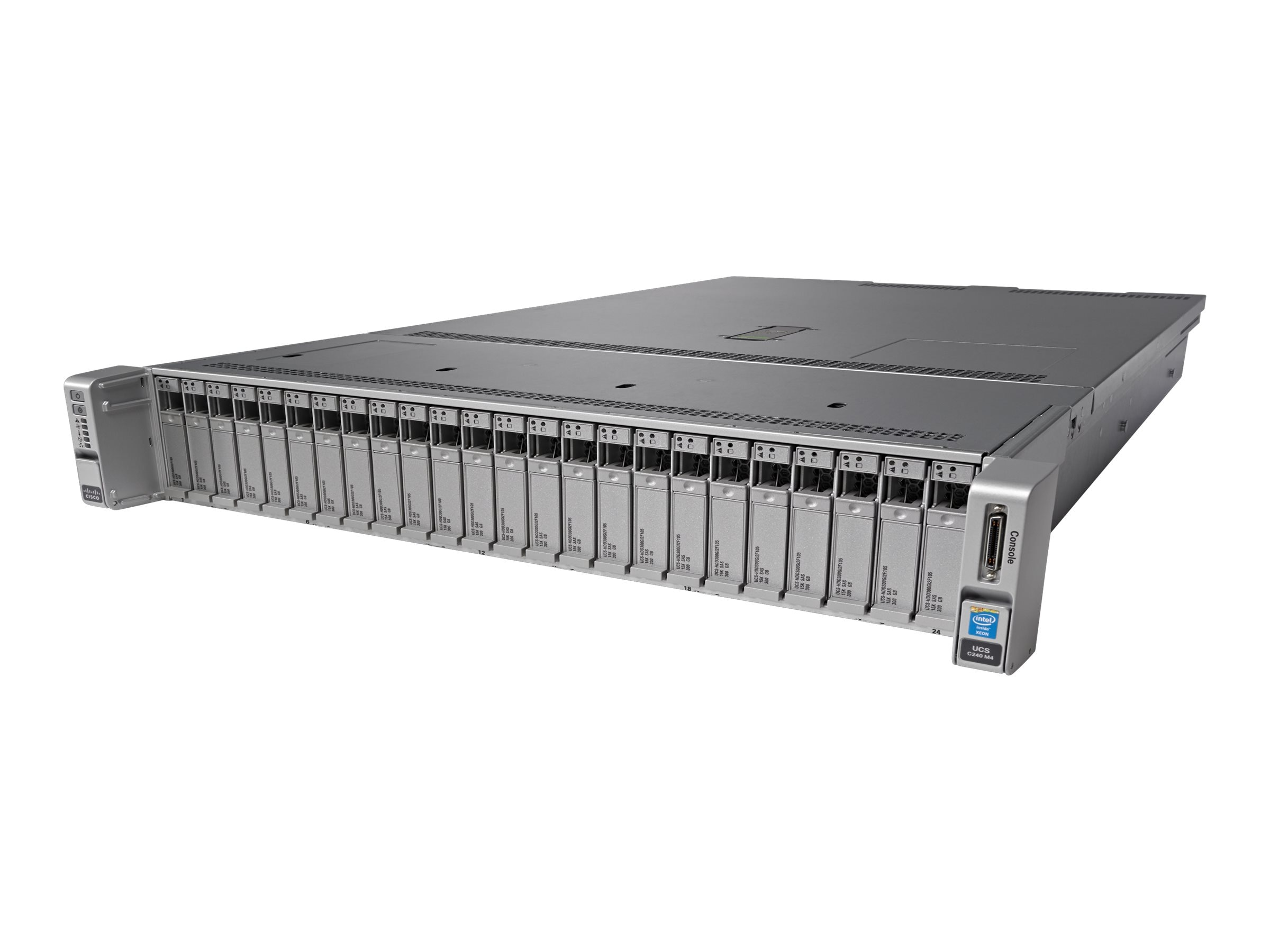 Cisco UCS-SPR-C240M4-BB1 Image 2