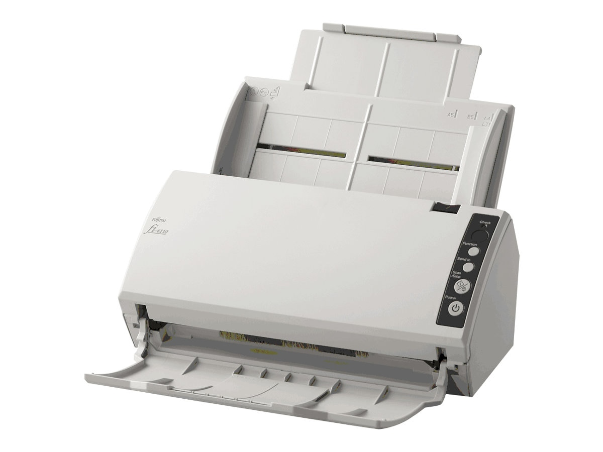 Fujitsu FI-6110 Color Production Sheetfed Scanner, PaperStream, PA03607-B065
