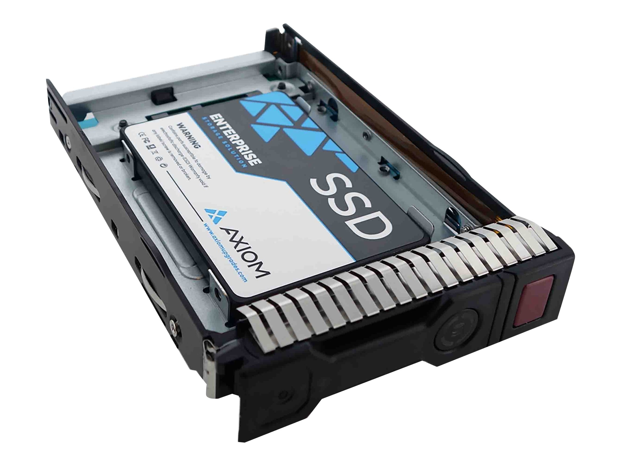 Axiom 480GB Enterprise EV100 SATA 3.5 Internal Solid State Drive for HP, 718183-B21-AX