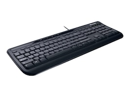 Microsoft Wired Desktop 600 for Business, USB, Black, 3J2-00001, 32477284, Keyboard/Mouse Combinations